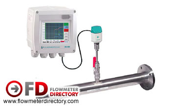 DS 400 Flow Measurement for Compressed Air and Gases