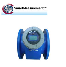 Battery Powered Magnetic Flow Meter