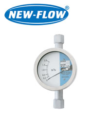 BF300E  Metal Tube Flow Meter