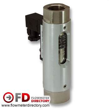 VOR Type Variable Area Flow Meter with Switch Head