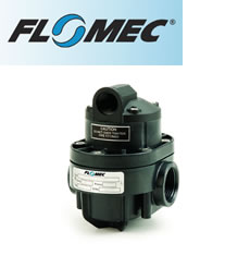 FLOMEC® MEDIUM CAPACITY CHEMICAL FLOWMETER