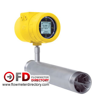 Thermal Mass Air/Gas Flow Meter for Municipal Water Disinfection