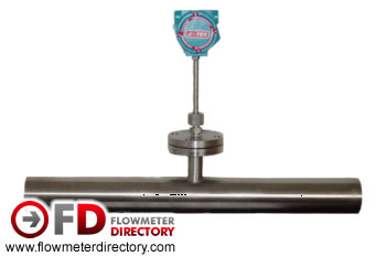 Insertion-Style Mass Flow Meter
