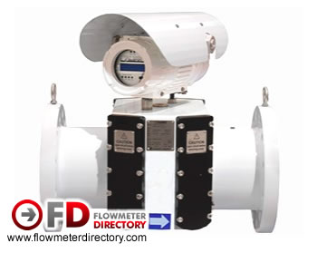 CALDON Series 380Ci Ultrasonic Gas Flow Meter