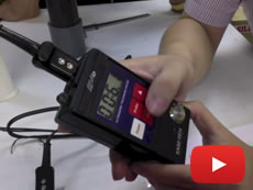 How to use an EESIFLO TG-11 Ultrasonic Thickness Gauge
