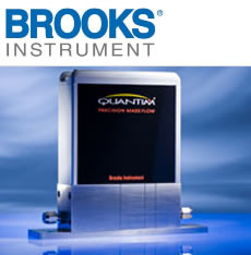 Brooks® QUANTIM® Coriolis Flow Meters and Flow Controllers