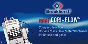 The mini CORI-FLOW™ solution