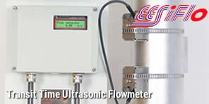 Transit Time Ultrasonic Flowmeter