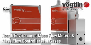 Mass Flow Meters and Controllers