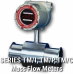 SERIES TM/I, TM/P, TM/C* : THERMAL MASS FLOW METERS