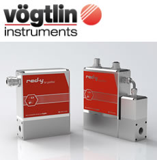 Mass Flow Meters and Controllers 'red-y industrial series'