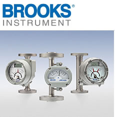 Brooks Armored Rotameters (Variable Area)