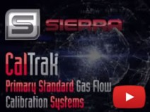 Primary Standard Gas Flow Calibration Systems